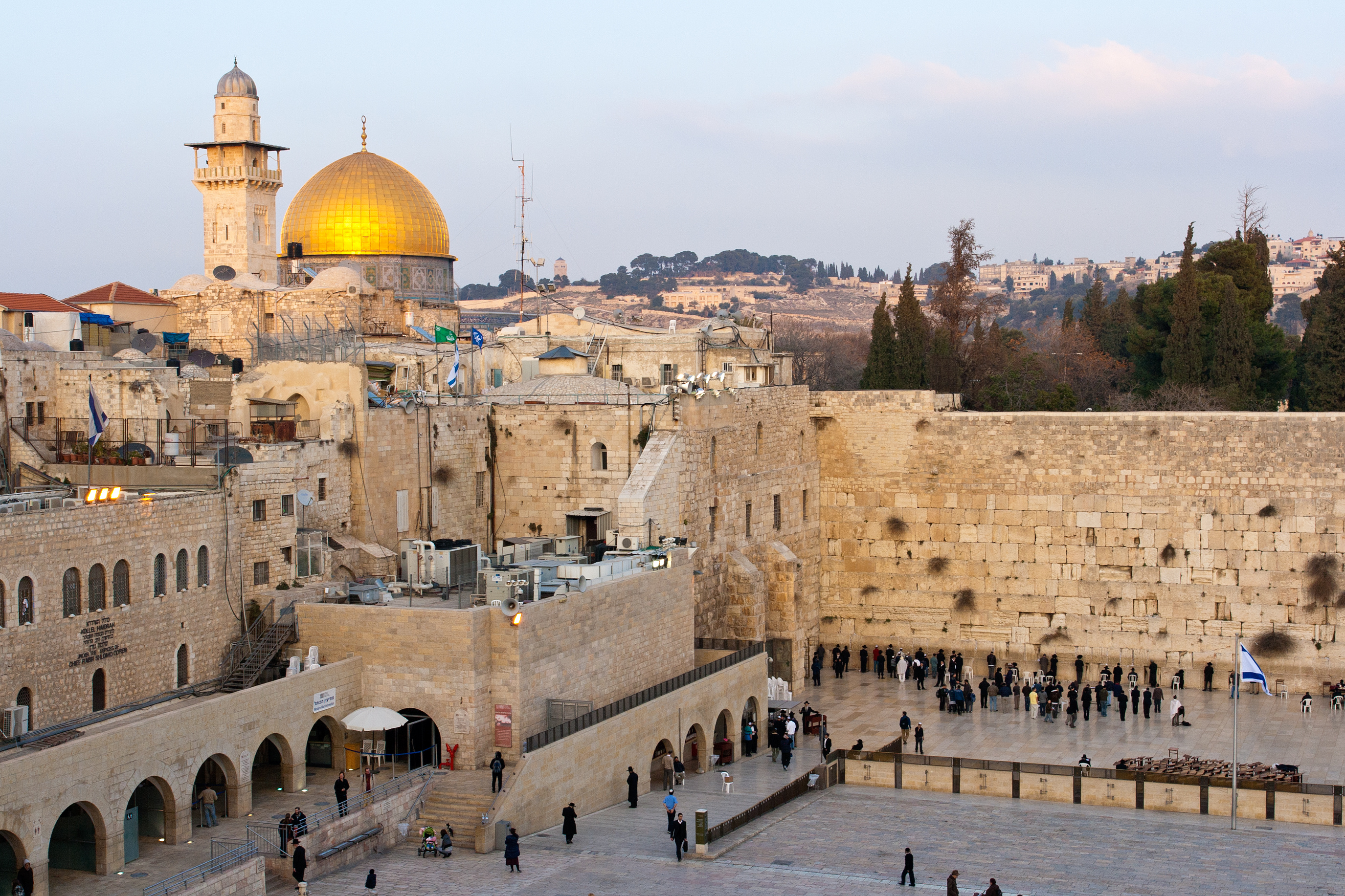 ORB/Gallup International Global Attitudes Poll: Trump's Decision on Jerusalem