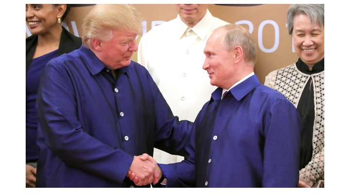 ORB/Gallup International: Putin preferred to Trump as a choice for country leader, and new constellations of nations are emerging