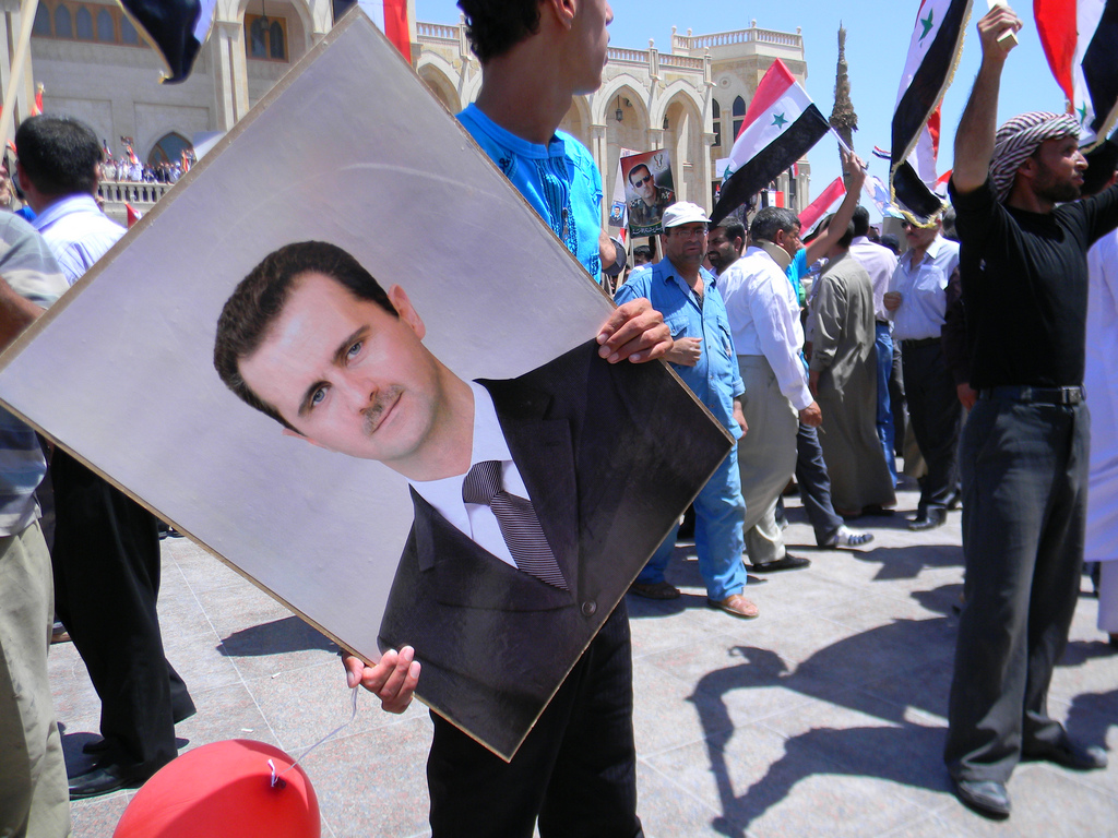 New ORB Poll: 52% Syrians believe Assad Regime will win the war